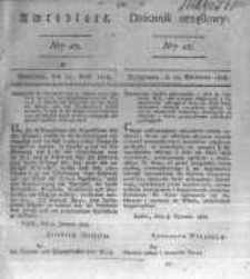 Amtsblatt der Königlichen Preussischen Regierung zu Bromberg. 1828.04.25 No.17