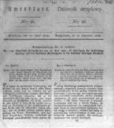 Amtsblatt der Königlichen Preussischen Regierung zu Bromberg. 1828.06.27 No.26