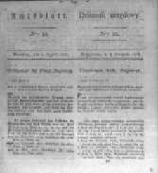 Amtsblatt der Königlichen Preussischen Regierung zu Bromberg. 1828.08.08 No.32