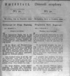 Amtsblatt der Königlichen Preussischen Regierung zu Bromberg. 1828.12.19 No.51
