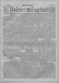 Posener Tageblatt 1896.08.30 Jg.35 Nr407