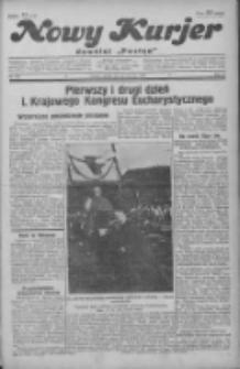 """Nowy Kurjer: dawniej """"Postęp"""" 1930.06.28 R.41 Nr147"""