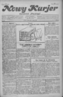 """Nowy Kurjer: dawniej """"Postęp"""" 1930.07.11 R.41 Nr158"""