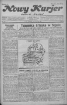 """Nowy Kurjer: dawniej """"Postęp"""" 1930.12.18 R.41 Nr292"""