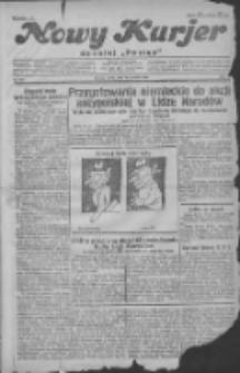 """Nowy Kurjer: dawniej """"Postęp"""" 1930.12.31 R.41 Nr301"""