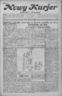 """Nowy Kurjer: dawniej """"Postęp"""" 1931.02.18 R.42 Nr39"""