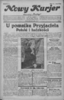 """Nowy Kurjer: dawniej """"Postęp"""" 1931.07.04 R.42 Nr151"""