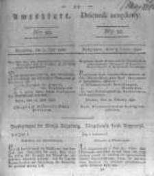 Amtsblatt der Königlichen Preussischen Regierung zu Bromberg. 1830.07.09 No.28