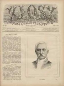 Kłosy: czasopismo ilustrowane, tygodniowe, poświęcone literaturze, nauce i sztuce 1888.02.18(03.01) T.46 Nr1183