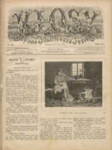 Kłosy: czasopismo ilustrowane, tygodniowe, poświęcone literaturze, nauce i sztuce 1888.03.10(22) T.46 Nr1186
