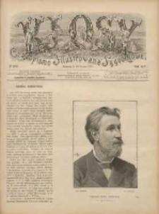 Kłosy: czasopismo ilustrowane, tygodniowe, poświęcone literaturze, nauce i sztuce 1888.01.14(26) T.46 Nr1178