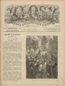 Kłosy: czasopismo ilustrowane, tygodniowe, poświęcone literaturze, nauce i sztuce 1888.03.17(29) T.46 Nr1187