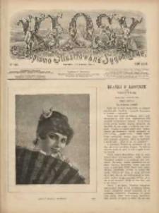 Kłosy: czasopismo ilustrowane, tygodniowe, poświęcone literaturze, nauce i sztuce 1888.04.07(19) T.46 Nr1190