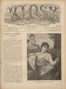 Kłosy: czasopismo ilustrowane, tygodniowe, poświęcone literaturze, nauce i sztuce 1888.07.28(08.09) T.47 Nr1206