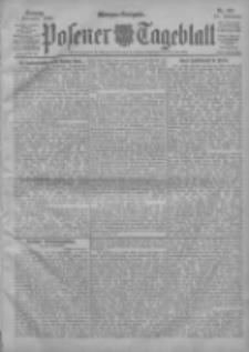 Posener Tageblatt 1903.11.01 Jg.42 Nr513