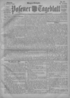 Posener Tageblatt 1903.11.04 Jg.42 Nr517