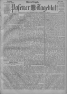 Posener Tageblatt 1903.11.29 Jg.42 Nr559