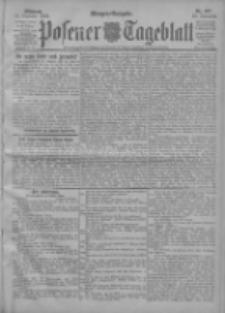 Posener Tageblatt 1903.12.16 Jg.42 Nr587