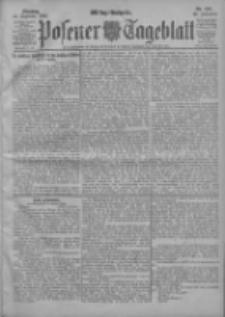 Posener Tageblatt 1903.12.22 Jg.42 Nr597
