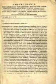 Sprawozdania Poznańskiego Towarzystwa Przyjaciół Nauk. 1966 R.30