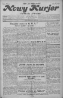 """Nowy Kurjer: dawniej """"Postęp"""" 1930.07.08 R.41 Nr155"""