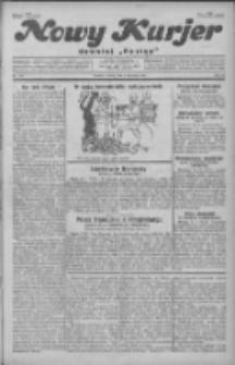 """Nowy Kurjer: dawniej """"Postęp"""" 1930.08.02 R.41 Nr177"""