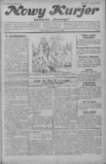 """Nowy Kurjer: dawniej """"Postęp"""" 1930.08.15 R.41 Nr188"""