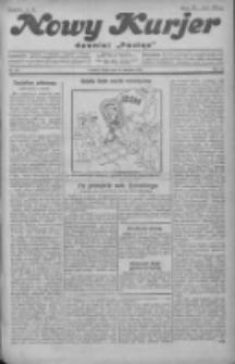 """Nowy Kurjer: dawniej """"Postęp"""" 1930.08.20 R.41 Nr191"""