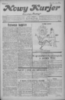 """Nowy Kurjer: dawniej """"Postęp"""" 1931.04.30 R.42 Nr99"""