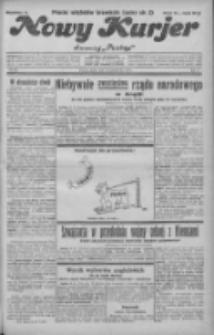 """Nowy Kurjer: dawniej """"Postęp"""" 1931.10.30 R.42 Nr251"""