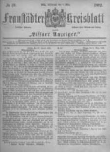 Fraustädter Kreisblatt. 1882.03.08 Nr19