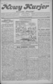 """Nowy Kurjer: dawniej """"Postęp"""" 1930.06.19 R.41 Nr140"""