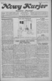 """Nowy Kurjer: dawniej """"Postęp"""" 1930.08.06 R.41 Nr180"""