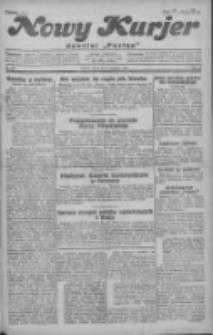 """Nowy Kurjer: dawniej """"Postęp"""" 1930.12.03 R.41 Nr280"""