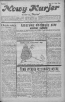 """Nowy Kurjer: dawniej """"Postęp"""" 1931.07.10 R.42 Nr156"""