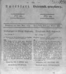 Amtsblatt der Königlichen Preussischen Regierung zu Bromberg. 1833.03.08 No.10