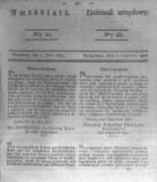 Amtsblatt der Königlichen Preussischen Regierung zu Bromberg. 1837.06.02 No.22