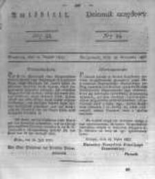 Amtsblatt der Königlichen Preussischen Regierung zu Bromberg. 1837.08.18 No.33
