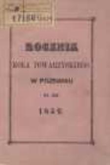 Rocznik Koła Towarzyskiego w Poznaniu na rok 1859