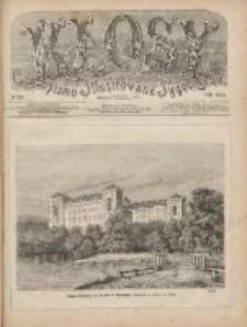 Kłosy: czasopismo ilustrowane, tygodniowe, poświęcone literaturze, nauce i sztuce 1880.09.25(10.07) T.31 Nr797