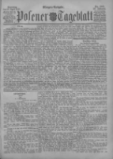 Posener Tageblatt 1897.04.18 Jg.36 Nr180