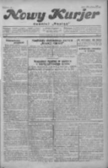 """Nowy Kurjer: dawniej """"Postęp"""" 1930.08.12 R.41 Nr185"""