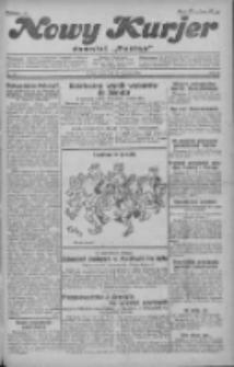 """Nowy Kurjer: dawniej """"Postęp"""" 1930.11.26 R.41 Nr274"""