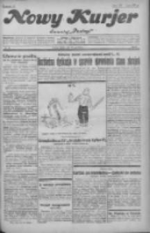 """Nowy Kurjer: dawniej """"Postęp"""" 1931.05.22 R.42 Nr117"""