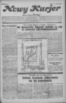 """Nowy Kurjer: dawniej """"Postęp"""" 1931.06.19 R.42 Nr139"""