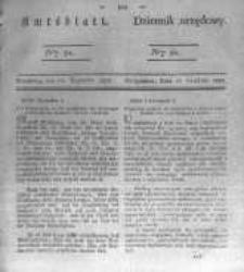 Amtsblatt der Königlichen Preussischen Regierung zu Bromberg. 1836.12.16 No.51