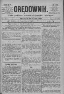 Orędownik: pismo poświęcone sprawom politycznym i spółecznym 1885.07.08 R.15 Nr152