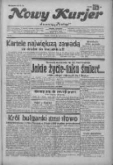 Nowy Kurjer 1933.01.19 R.44 Nr15