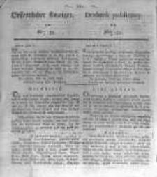 Oeffentlicher Anzeiger zum Amtsblatt No.31. der Königl. Preuss. Regierung zu Bromberg. 1835