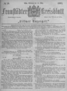 Fraustädter Kreisblatt. 1883.03.14 Nr21